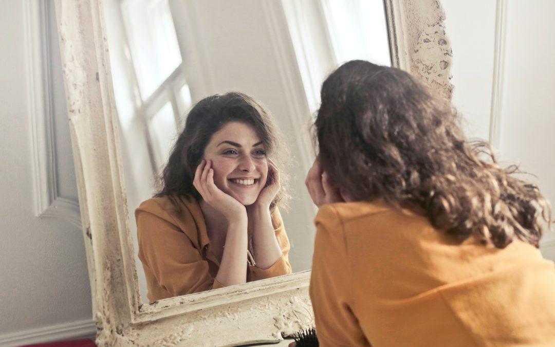 """""""Elke relatie is een reflectie van de relatie met jezelf"""""""